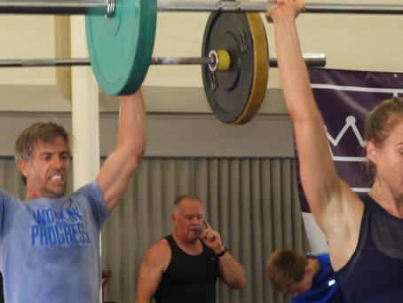 Wild Goats Thursday [Recovery, Mobility and Midline] 16.04.20