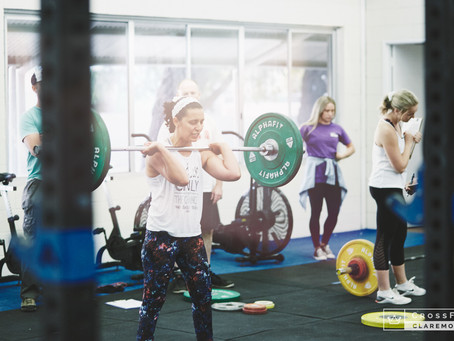 Weekly Workouts 27th-2nd May 2019
