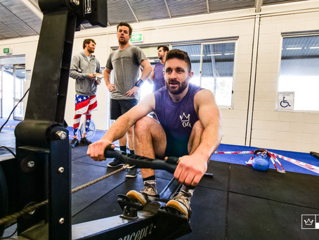 Weekly Workouts 14 - 20th January 2019