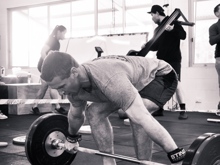 Weekly Workouts 12th - 18th of October 2018