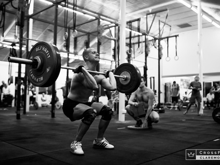 Weekly Workouts 29-4th July 2019