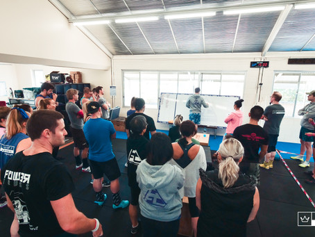 Weekly Workouts 22-28 October 2018