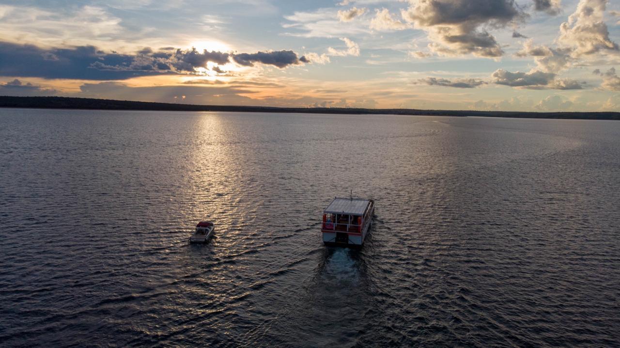 Chalana Lago do Manso - (5)