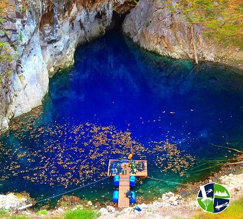 Mergulho I Dolina Água Milagrosa - Cáceres