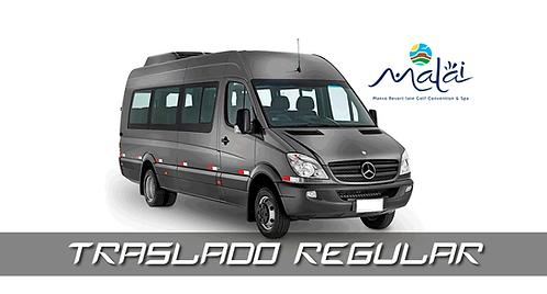 Transfer REGULAR Aeroporto / Malai / Aeroporto
