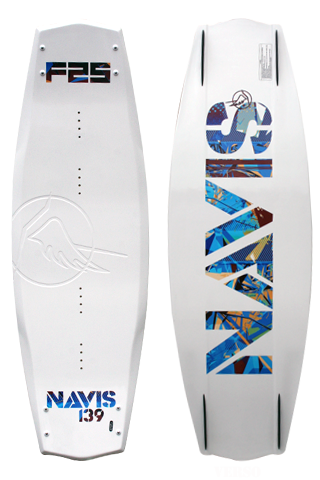 Wakeboard F-25 139 - Azul