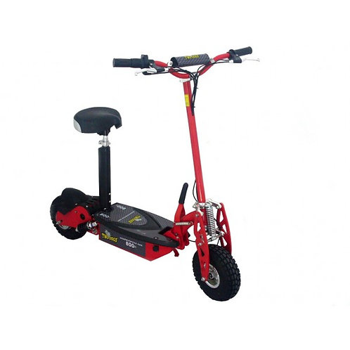 SCOOTER ELÉTRICO TWO DOGS 800W