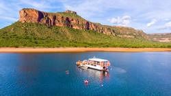 Chalana Lago do Manso - (2)