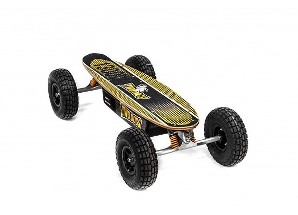 SKATE ELÉTRICO TWO DOGS OFF ROAD 1300W OFF ROAD
