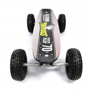 SKATE ELÉTRICO TWO DOGS OFF ROAD 800W