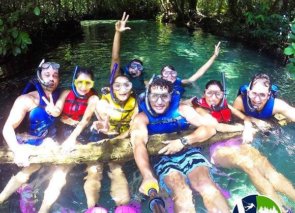 Milhonitos Adventure Nobres com Cachoeira