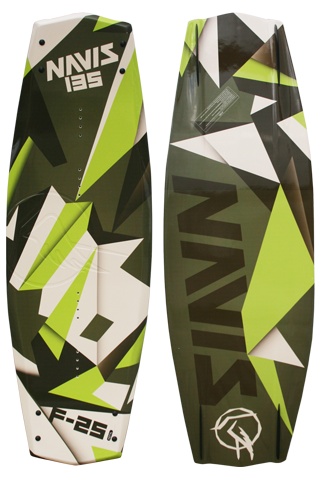 Wakeboard F-25 135 - Extra