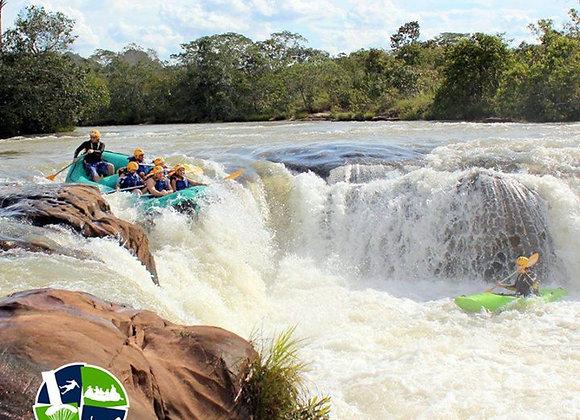 Rafting Rio Tenente Amaral - Jaciara