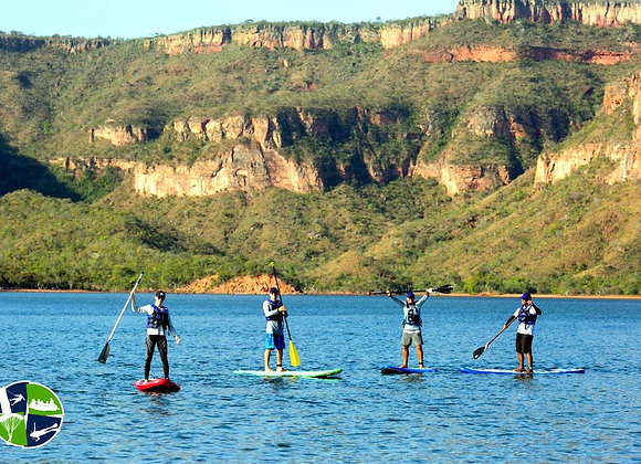 Oficina de Stand Up Paddle - SUP