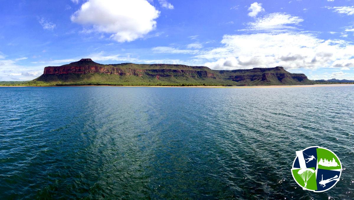 Chalana Lago do Manso - (4)