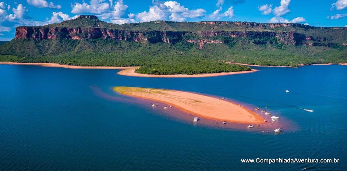 Chalana Lago do Manso - (3)