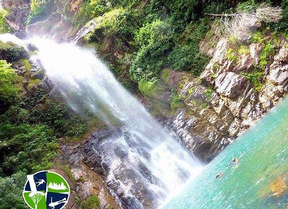 Flutuação Cachoeira Serra Azul - Nobres