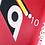 "Thumbnail: Prancha Supflex Otero 9'10"""