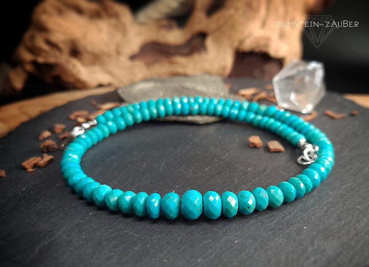 Arizona Türkis Halskette