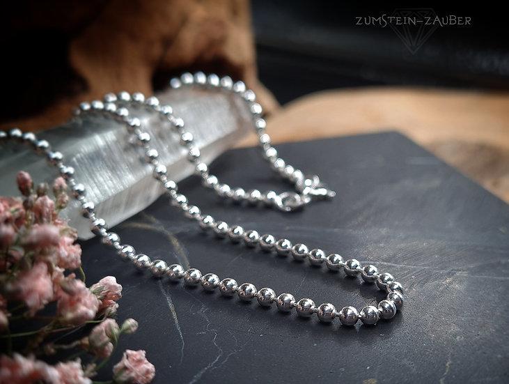 Silber Kugelkette 2.5 mm