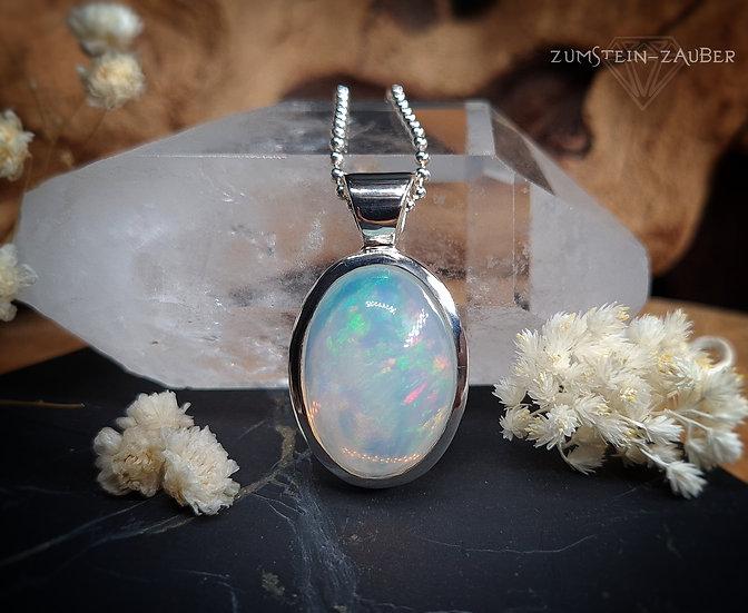 Welo Opal Anhänger