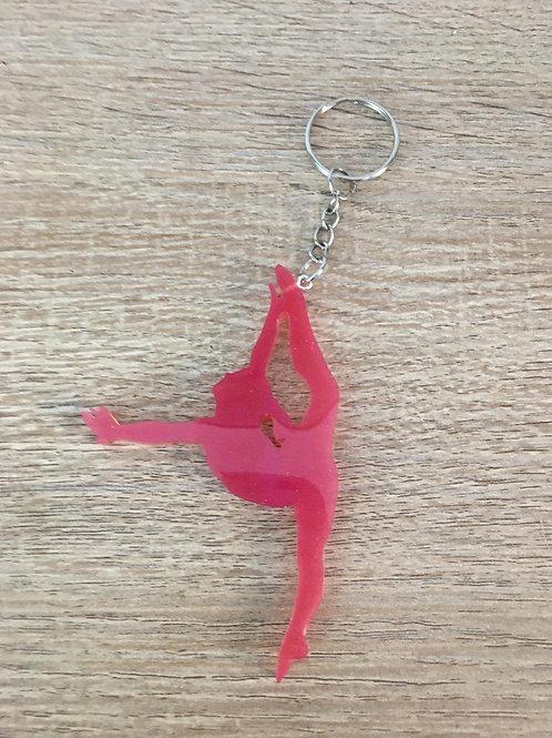 Llavero Bailarina
