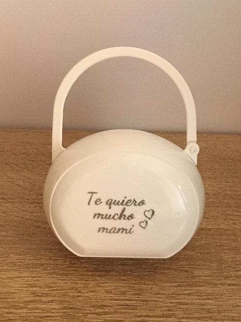 Caja Te quiero mucho mami