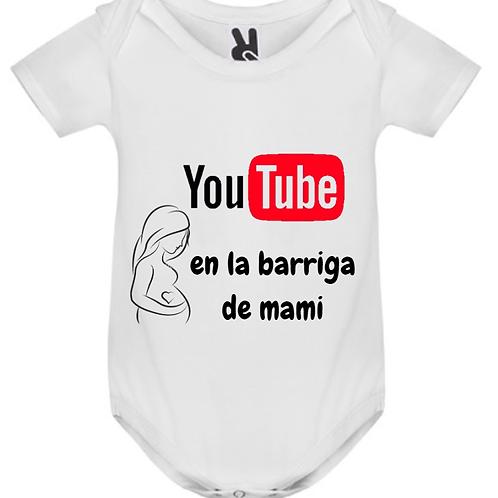 Body You Tube en la barriga de mami + mamá