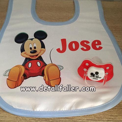 Pack Mickey + chupete