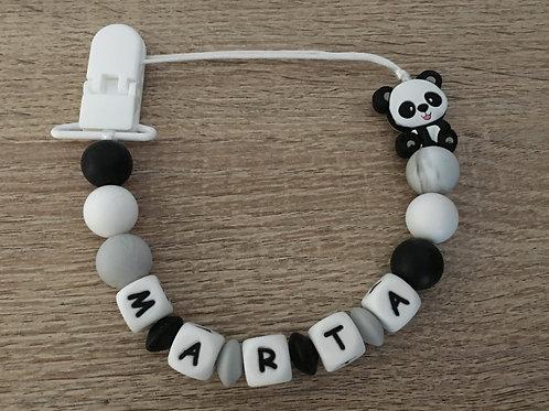 Chupetero Oso Panda
