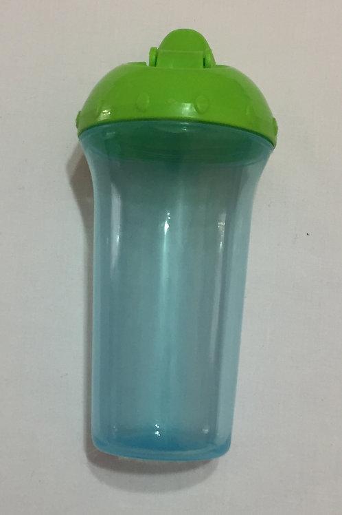 Vaso para beber verde