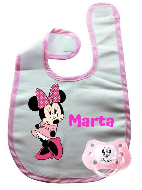 Pack Minnie + chupete