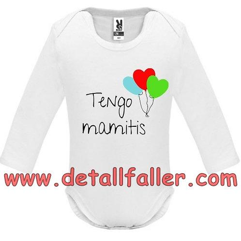 Body Tengo mamitis/papitis
