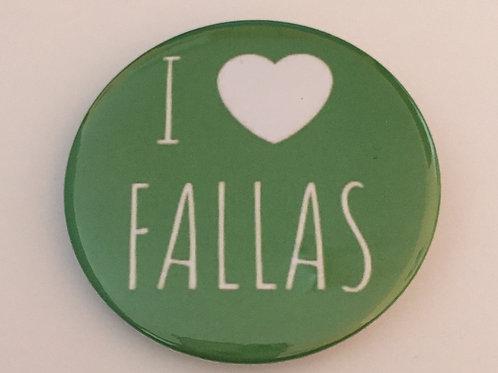 I love fallas