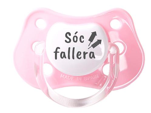 Chupete Sóc Faller/a