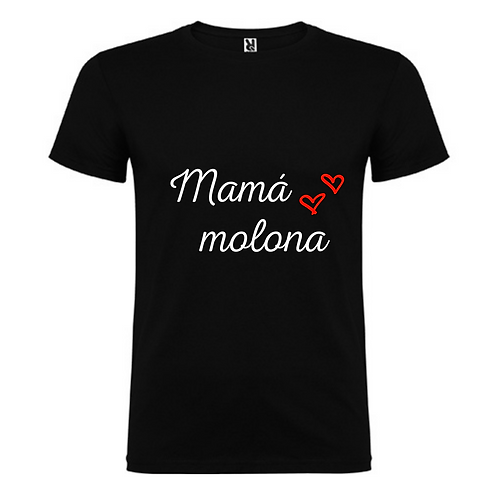Camiseta Mamá molona