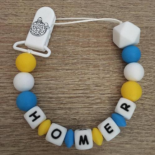 Chupetero Homer Simpson