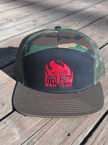 Red Hot Hat Camo