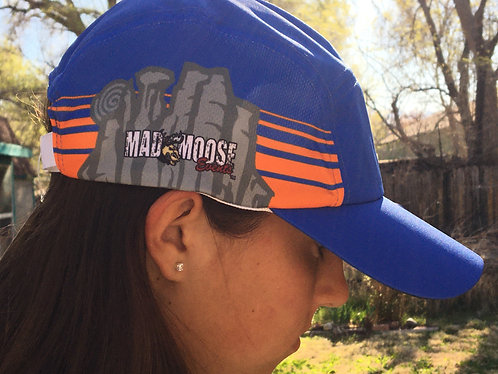 Canyonlands Half Marathon Run Hat Blue