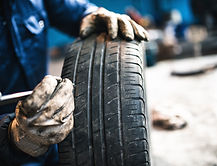 tire change & rotation