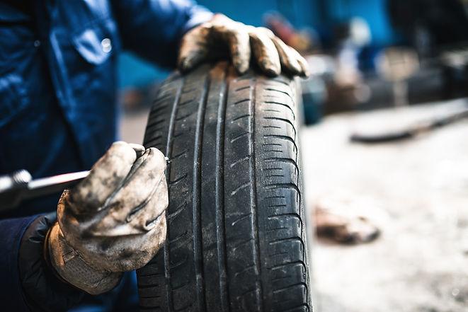 cuidado de los neumáticos