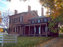 Gen_Wm_A_Mills_House_Oct_09.JPG