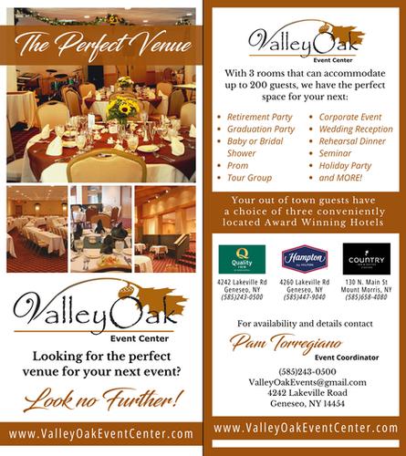 Valley Oak Event Center