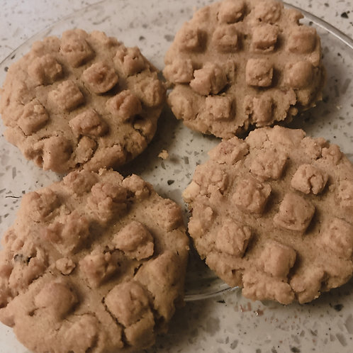 Peanut Buttuer Cookies