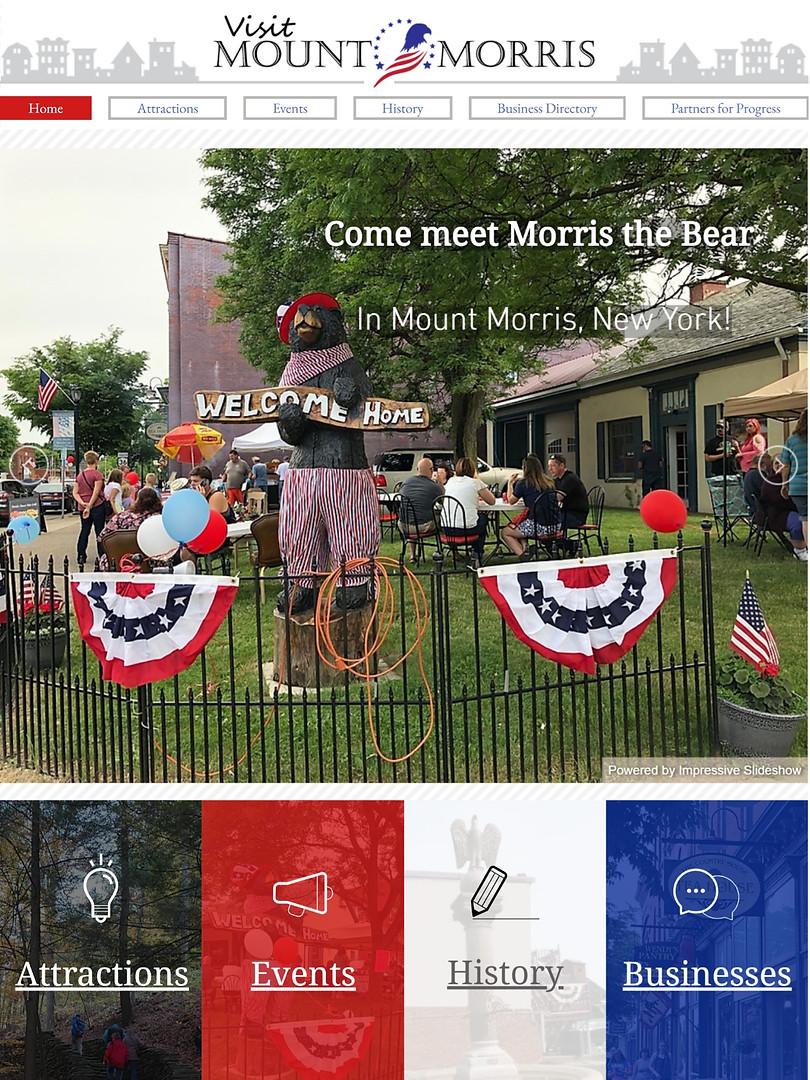 Mount Morris NY
