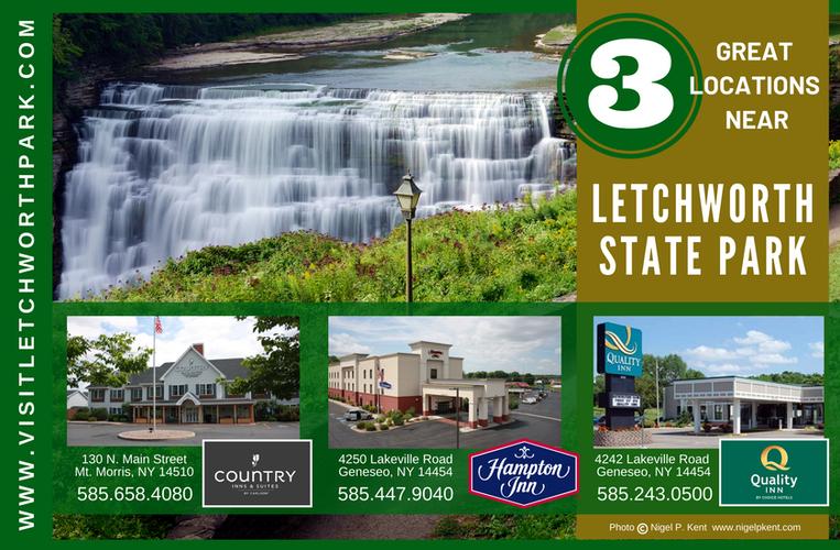 Visit Letchworth Park