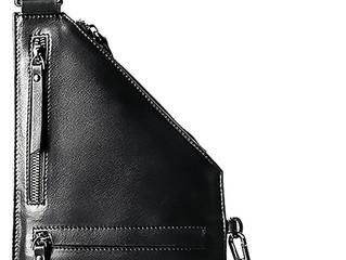 デザイン性・レザー品質にこだわった本革 ボディバッグを新発売!