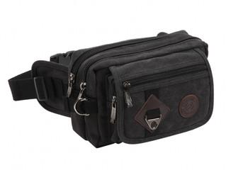 新作のウエストバッグ 多機能 全6ポケットです。