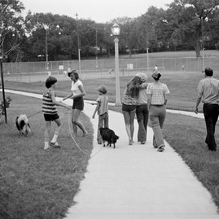 College Hill Park 1978