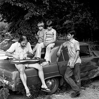 Bob, Liz, Joe and Paul 1978
